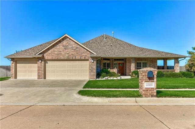 6909 Chelsey Lane, Oklahoma City, OK 73132 (MLS #884243) :: Homestead & Co