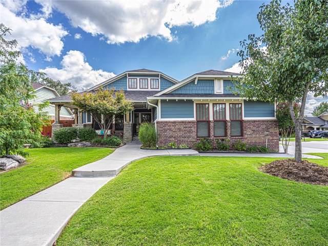 4924 Silent Sun Circle, Edmond, OK 73034 (MLS #884261) :: Homestead & Co