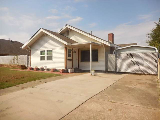 1617 NW 22nd Street, Oklahoma City, OK 73106 (MLS #884269) :: Homestead & Co