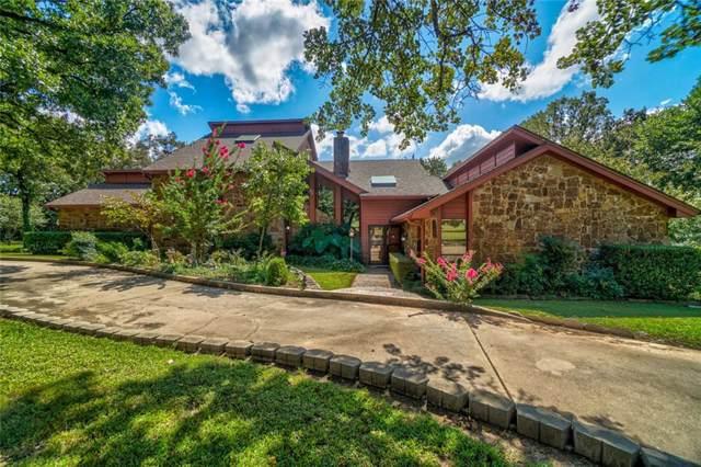 11 Cedar Creek Drive, Shawnee, OK 74804 (MLS #884279) :: Homestead & Co