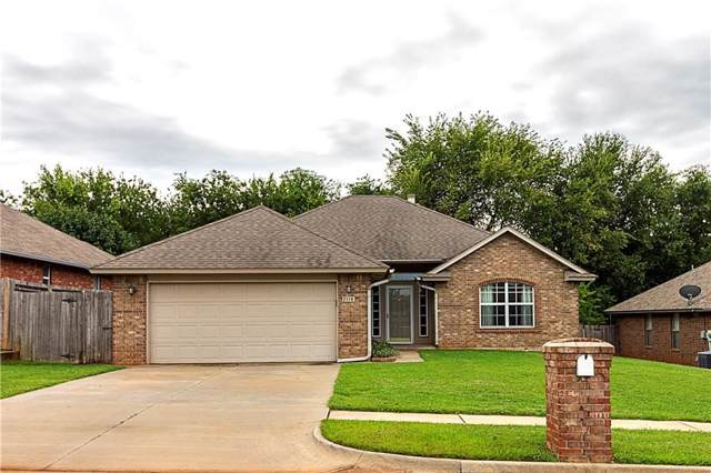 2116 NE 4th Street, Moore, OK 73160 (MLS #884283) :: Homestead & Co