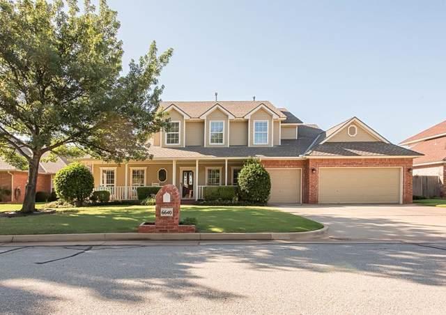 6640 NW 116th Street, Oklahoma City, OK 73162 (MLS #884290) :: Homestead & Co