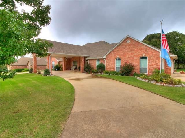 13313 Fairway Drive, Choctaw, OK 73020 (MLS #884317) :: KING Real Estate Group