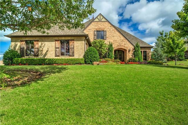 409 Oak Summit Road, Edmond, OK 73025 (MLS #884342) :: Homestead & Co