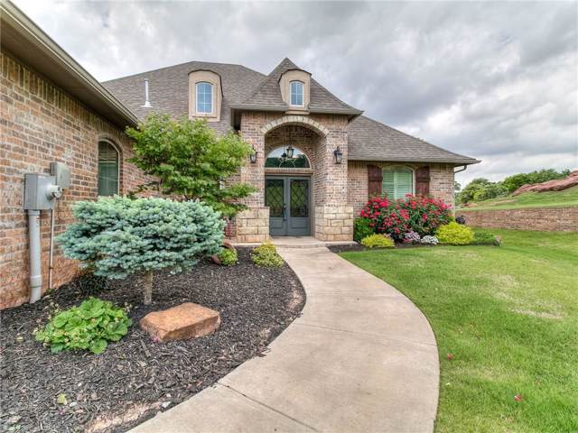 14223 Bella Terra Way, Edmond, OK 73034 (MLS #884349) :: Homestead & Co