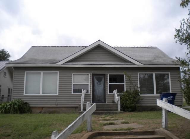 131 N Park Street, Seminole, OK 74868 (MLS #884350) :: Homestead & Co