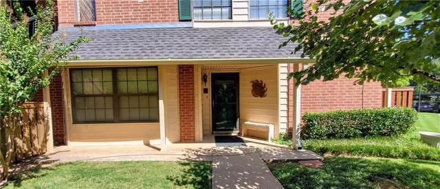 4400 Hemingway Drive #158, Oklahoma City, OK 73118 (MLS #884360) :: Erhardt Group at Keller Williams Mulinix OKC