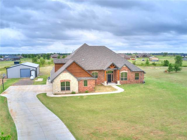 16410 SW 25th Street, El Reno, OK 73036 (MLS #884369) :: Homestead & Co