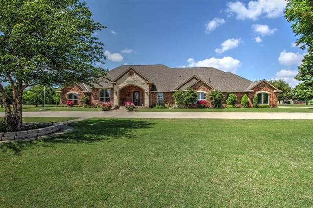 1417 NW 36th Street, Newcastle, OK 73065 (MLS #884374) :: Homestead & Co