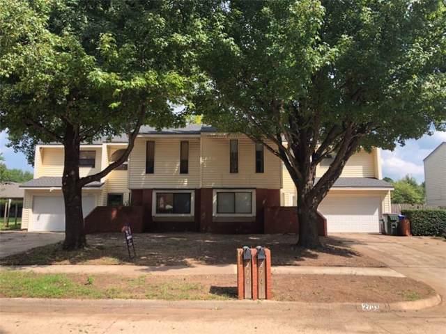 2701 Shoreridge Avenue #2703, Norman, OK 73072 (MLS #884380) :: Homestead & Co