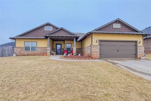 202 Casey Lane, Washington, OK 73093 (MLS #884489) :: Erhardt Group at Keller Williams Mulinix OKC