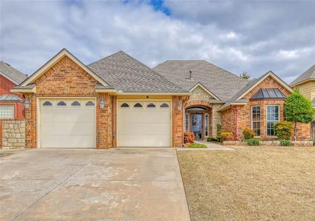 4217 Spyglass Drive, Norman, OK 73072 (MLS #884493) :: Homestead & Co