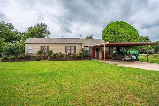8509 Surrey Place, Oklahoma City, OK 73120 (MLS #884522) :: Homestead & Co