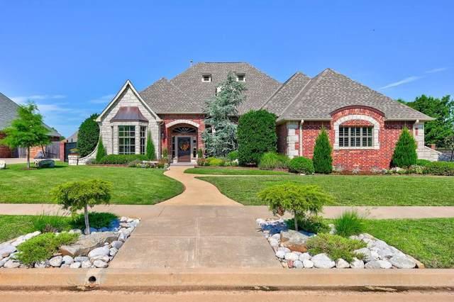 12517 St Lukes Lane, Oklahoma City, OK 73142 (MLS #884525) :: Homestead & Co