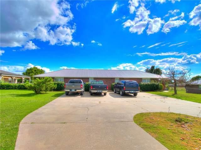 2313 County Road 1222, Blanchard, OK 73010 (MLS #884548) :: Homestead & Co