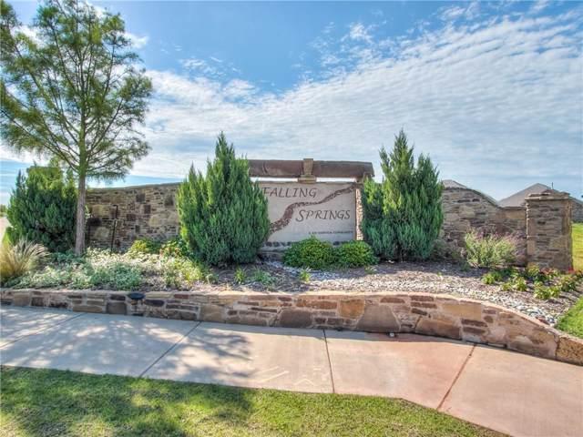 14801 Rambling Creek Circle, Oklahoma City, OK 73142 (MLS #884575) :: Homestead & Co