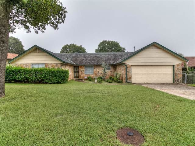 8502 Del Arbole Drive, Midwest City, OK 73110 (MLS #884604) :: Homestead & Co
