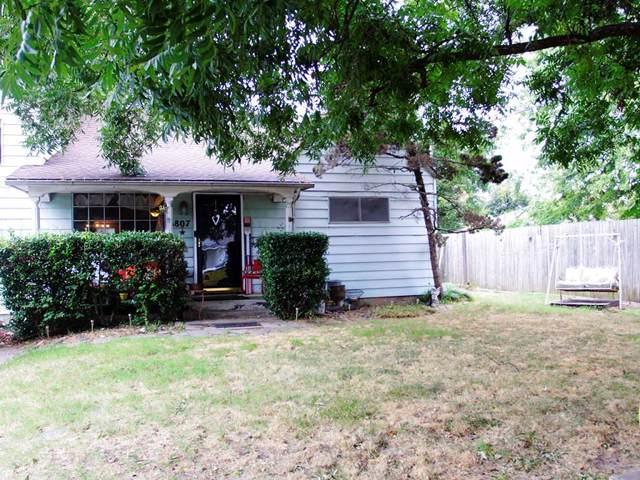 6807 NW 44th Street, Bethany, OK 73008 (MLS #884613) :: Homestead & Co