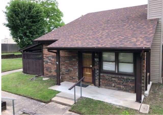 10908 E 11 Place S 10 1D Place, Tulsa, OK 74128 (MLS #884646) :: Homestead & Co
