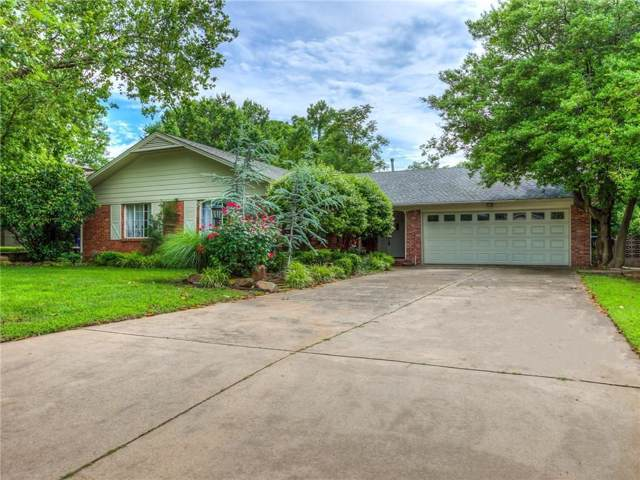 2328 Belleview Drive, Oklahoma City, OK 73112 (MLS #884667) :: Homestead & Co