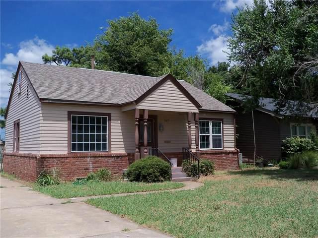 1417 NW 92nd Street, Oklahoma City, OK 73114 (MLS #884747) :: Homestead & Co