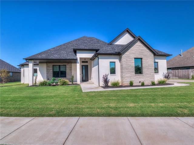 12709 Ponderosa Boulevard, Oklahoma City, OK 73142 (MLS #884795) :: Homestead & Co