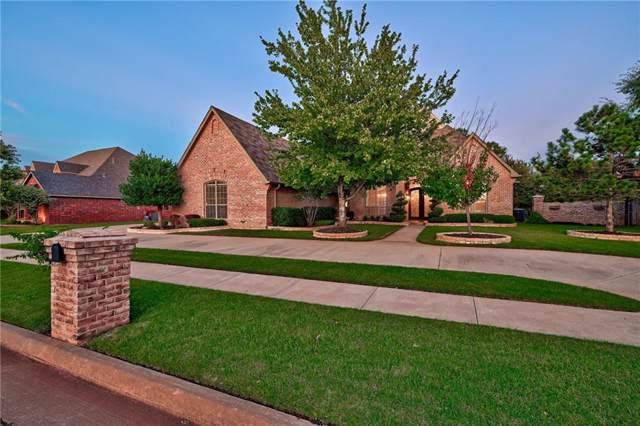 16000 Brenton Hills Avenue, Edmond, OK 73013 (MLS #884797) :: Homestead & Co