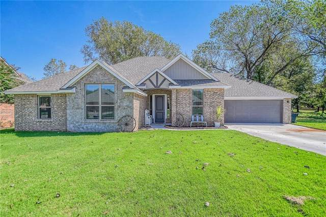 2834 Sage Court, Purcell, OK 73080 (MLS #884802) :: Erhardt Group at Keller Williams Mulinix OKC