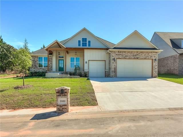 1600 Mason Lane, Edmond, OK 73034 (MLS #884904) :: Homestead & Co
