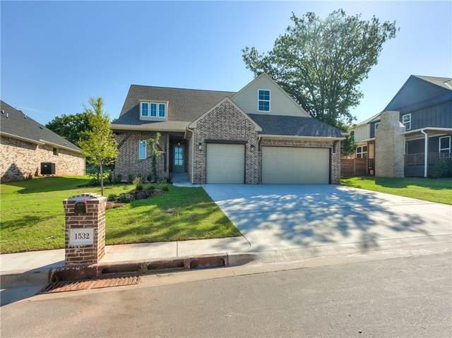 1532 Mason Lane, Edmond, OK 73034 (MLS #884909) :: Homestead & Co