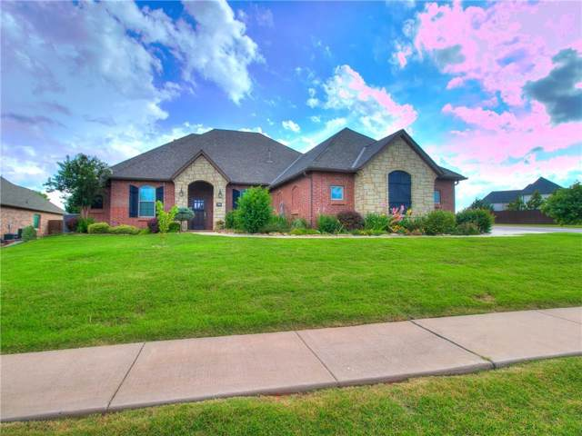 816 Bayonne Bridge Court, Edmond, OK 73034 (MLS #884936) :: Homestead & Co