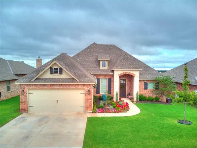 8105 NW 160th Street, Edmond, OK 73013 (MLS #884940) :: KING Real Estate Group