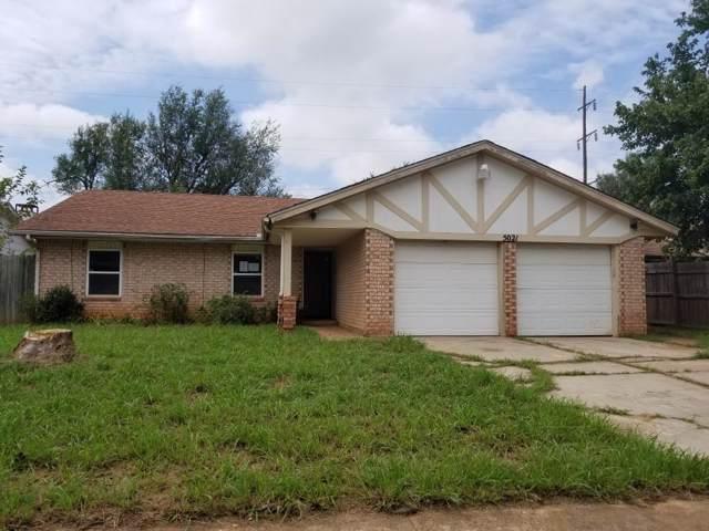 5021 Union Circle, Oklahoma City, OK 73135 (MLS #884941) :: Homestead & Co