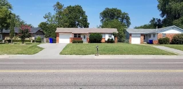 1407 E Robinson Street, Norman, OK 73071 (MLS #884943) :: Homestead & Co