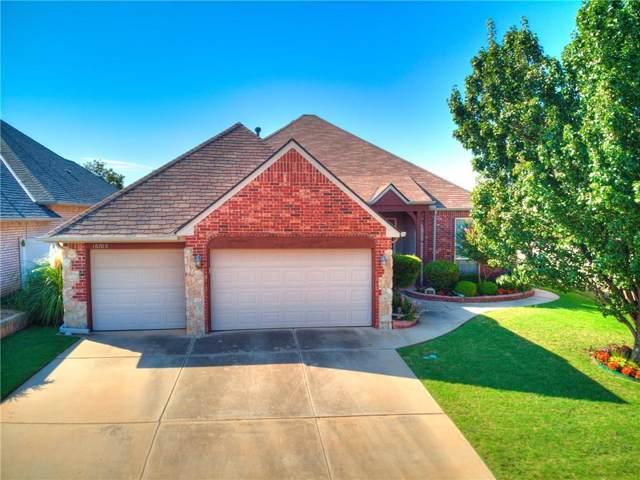 16705 Covington Manor, Edmond, OK 73012 (MLS #884992) :: Homestead & Co