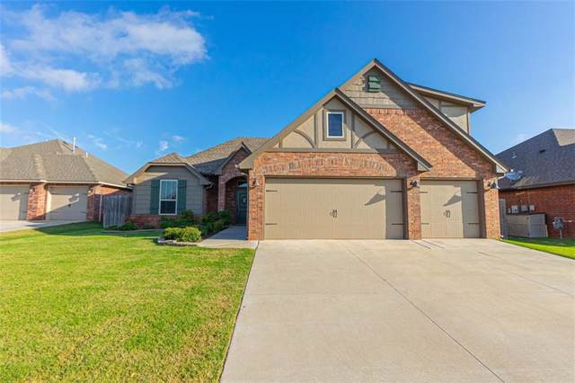 4313 SE 39th Circle, Moore, OK 73071 (MLS #885000) :: Homestead & Co