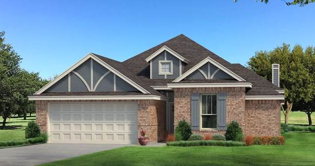 3301 NW 158th Terrace, Edmond, OK 73013 (MLS #885006) :: Homestead & Co