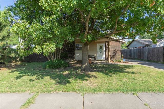 933 NW 19th Street, Moore, OK 73160 (MLS #885030) :: Homestead & Co