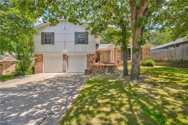 216 Windover Cove, Midwest City, OK 73130 (MLS #885031) :: KING Real Estate Group