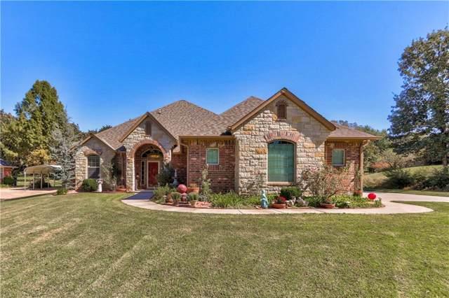 7224 Emerald Drive, Oklahoma City, OK 73150 (MLS #885059) :: Homestead & Co