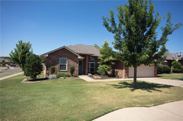 1001 Eagle Cliff Drive, Norman, OK 73072 (MLS #885072) :: Homestead & Co