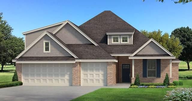 8301 NW 160th Street, Edmond, OK 73013 (MLS #885080) :: KING Real Estate Group