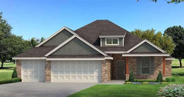 8317 NW 160th Street, Edmond, OK 73012 (MLS #885094) :: KING Real Estate Group