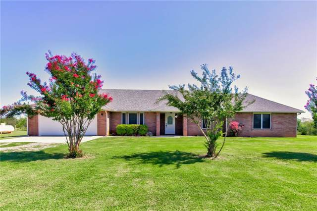 26554 High Avenue, Washington, OK 73093 (MLS #885134) :: Erhardt Group at Keller Williams Mulinix OKC