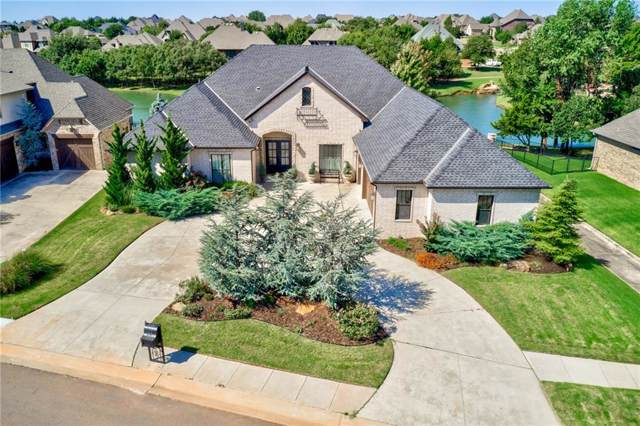 4333 Roundup Road, Edmond, OK 73034 (MLS #885137) :: Homestead & Co