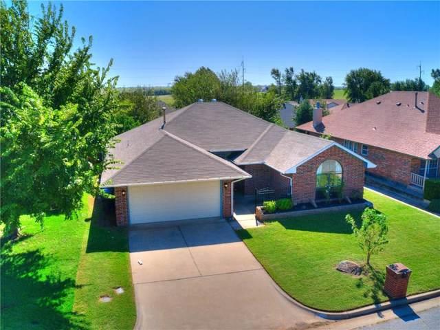 8212 Cinnamon Teal Drive, Oklahoma City, OK 73132 (MLS #885176) :: Homestead & Co