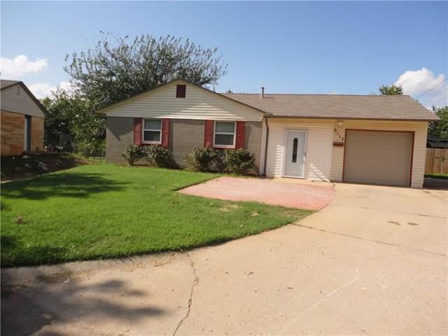 6117 N Redmond Avenue, Warr Acres, OK 73122 (MLS #885197) :: Homestead & Co