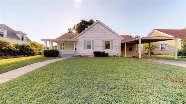 1320 S 7th Street, Chickasha, OK 73018 (MLS #885206) :: Homestead & Co