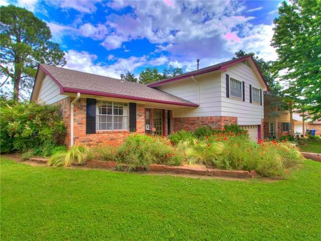 921 Schulze Drive, Norman, OK 73071 (MLS #885228) :: Homestead & Co