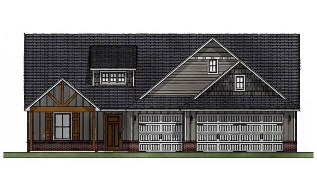 11108 SW 32nd Street, Mustang, OK 73099 (MLS #885246) :: Homestead & Co